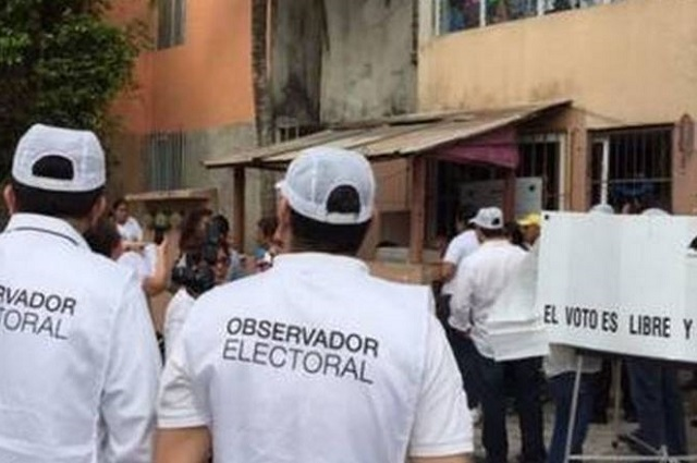 Coparmex convoca a participar como observadores electorales