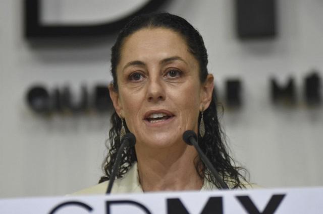 Sheinbaum garantiza justicia para víctimas de Huerta Corona