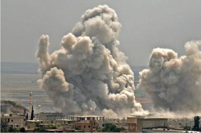 Ordenó Biden bombardeo en Siria contra milicias pro iraníes