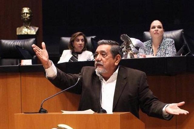 INE notifica a Morena rechazo de candidatura de Félix Salgado