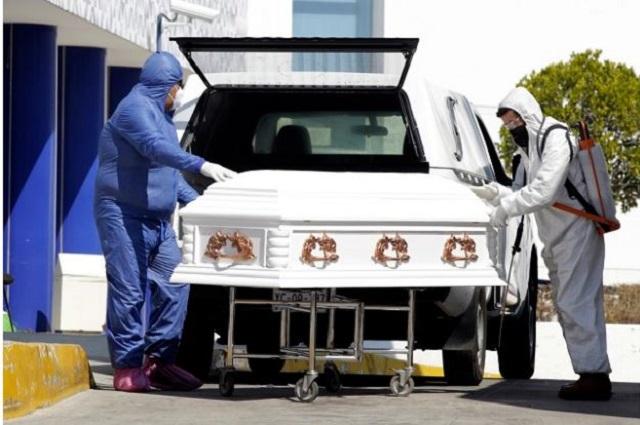 Tenían todas las vacunas pero mueren 6 por Covid en Sonora
