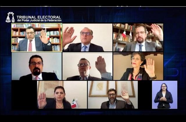 División en el TEPJF sobre casos de Félix Salgado y Raúl Morón