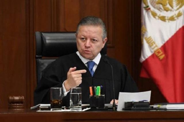 Conflicto en TEPJF llega a la Suprema Corte de Justicia