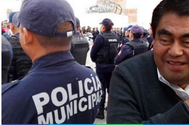 Renuevan controversia por la seguridad en Puebla capital