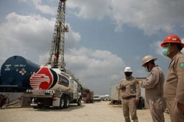 Petrolera Talos estudia defensa por cesión de yacimiento a Pemex