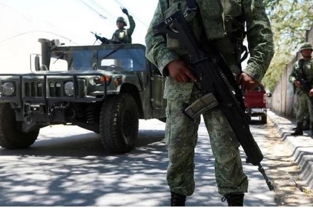 Seis grupos de delincuentes se disputan zonas de Tamaulipas
