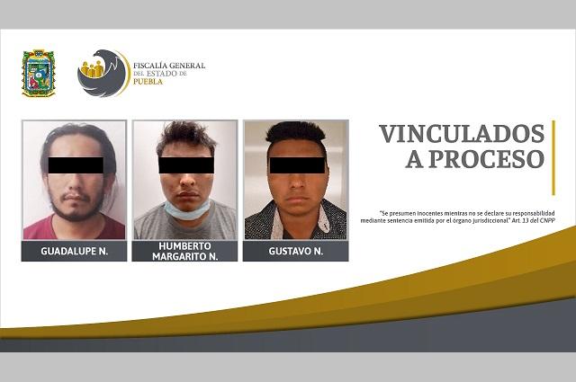 Van presos por intento de secuestro y homicidio en Tilapa