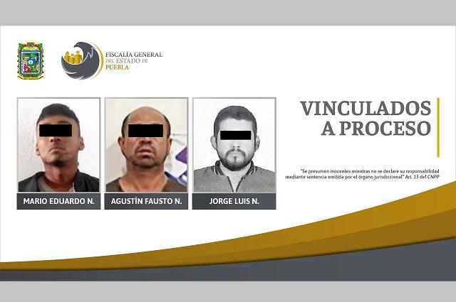 Por violencia familiar, vinculan a proceso a tres en Puebla