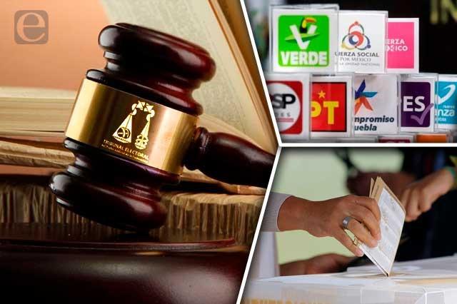 TEPJF tiene 64 juicios de Puebla y 8 días para repartir el Congreso