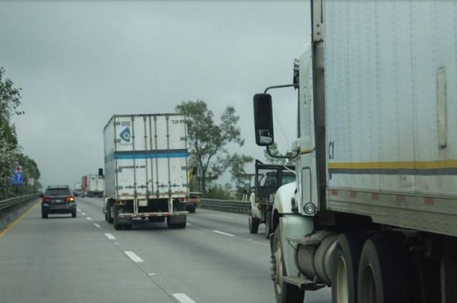 Autopista Puebla-Veracruz concentra robo a transporte