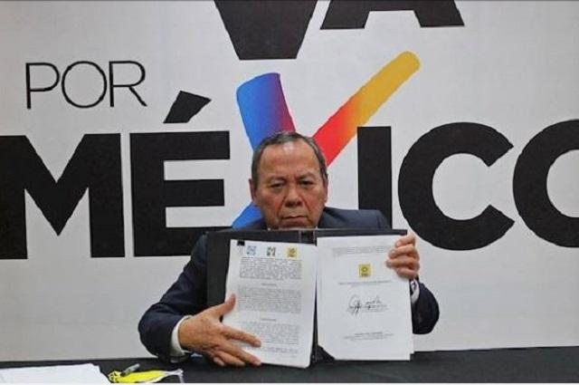 Va Por México impugnará elecciones en 4 estados