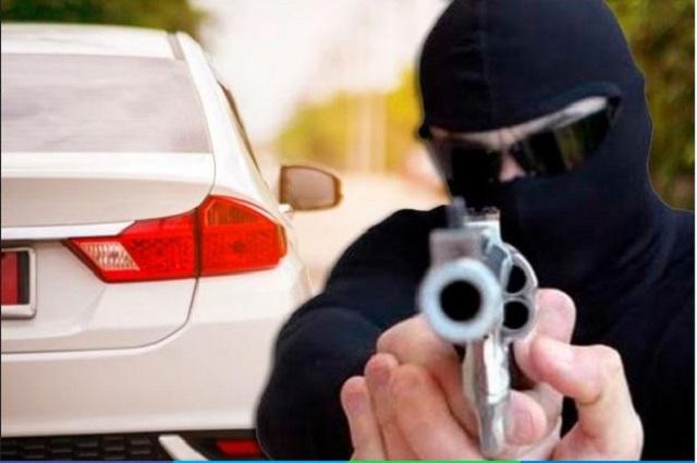 Puebla en Top 5 de robo de vehículos asegurados en 2020