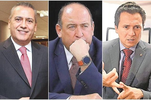 AHMSA pagó vuelos a Moreira, Beltrones y Viggiano, acusan