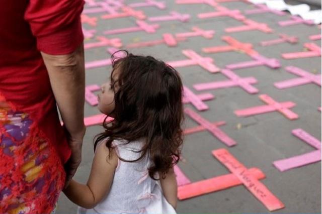 Puebla es lugar nacional 7 por feminicidios en primer trimestre