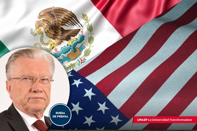 Gobierno de Joe Biden no es el enemigo de México: Werner Voigt