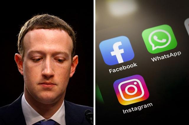 Ex empleada pone en el banquillo a Facebook luego de apagón
