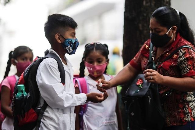 Campeche suspende clases presenciales; Nayarit las pospone
