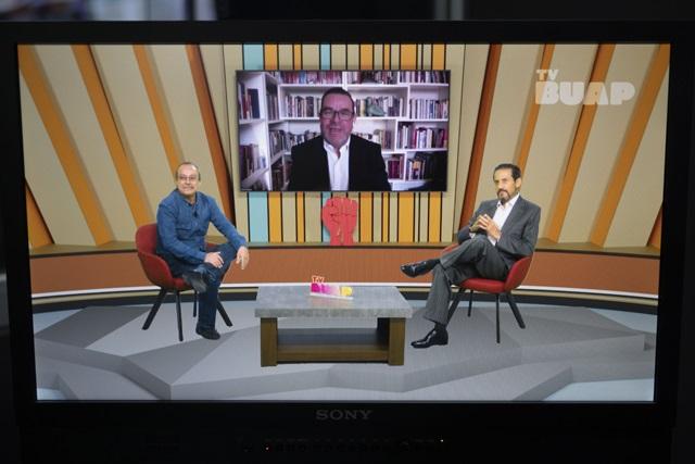 En programa de TV BUAP rememoran el movimiento Carolino