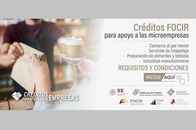 Amplía SE programa de créditos para la reactivación económica
