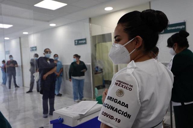Acepta México menos vacunas para que países pobres las adquieran
