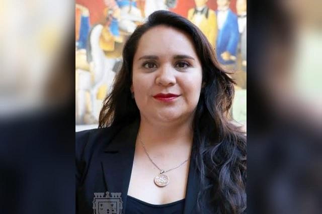 Dan de baja a directora de Fomento Comercial de Tehuacán