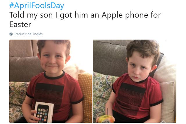 Creyó que le regalarían un Iphone, pero todo fue un engaño