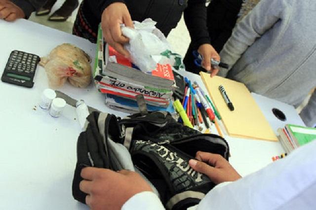 Labor de padres es más efectiva que operativos mochila: SNTE 23