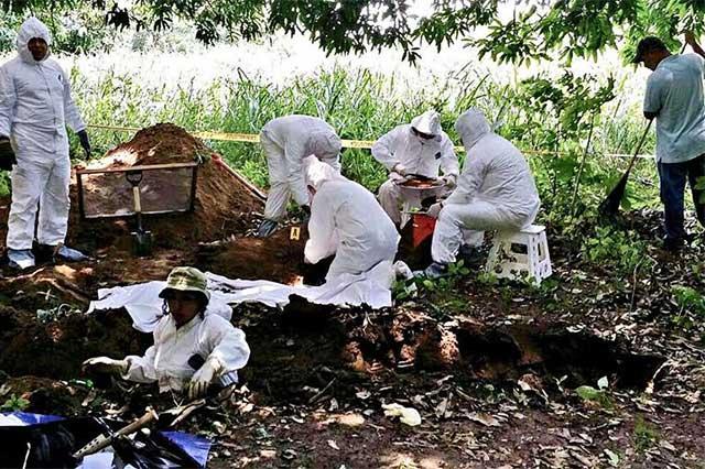 Los restos hallados en Cocula no son de los 43: forenses argentinos