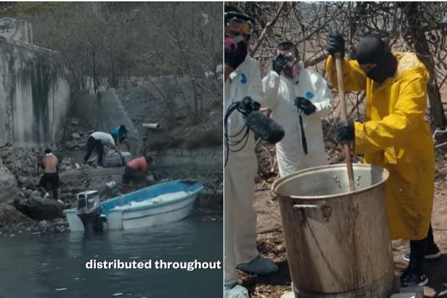 Documentan 'modus' del Cartel de Sinaloa para exportar droga sintética a EU