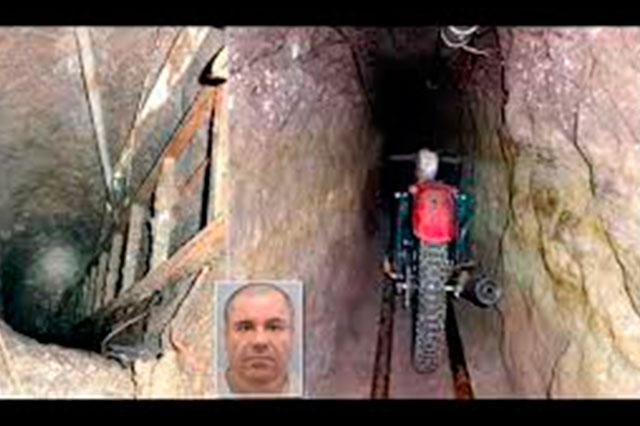Dan auto de formal prisión a 7 cómplices de la fuga de El Chapo