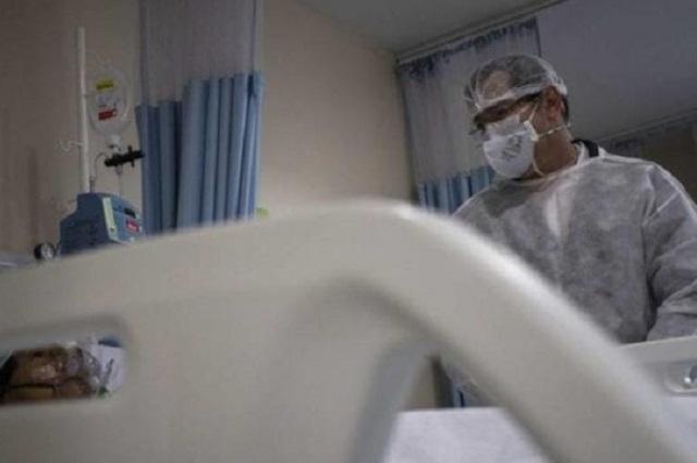 Pacientes de Covid colman hospitales privados en CDMX