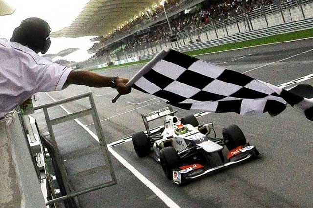 Revendedores ofrecen hasta en 120 mil pesos boletos para Formula 1
