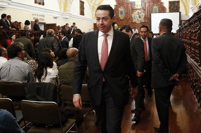 Deja Roberto Flores Toledano el Consejo de la Judicatura