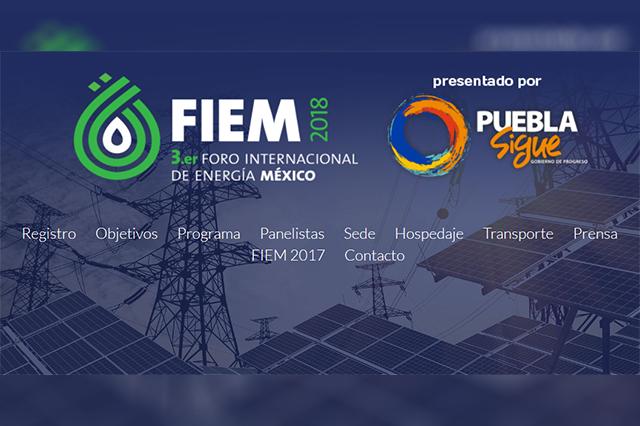 Puebla contará con una Agencia Estatal de Energía
