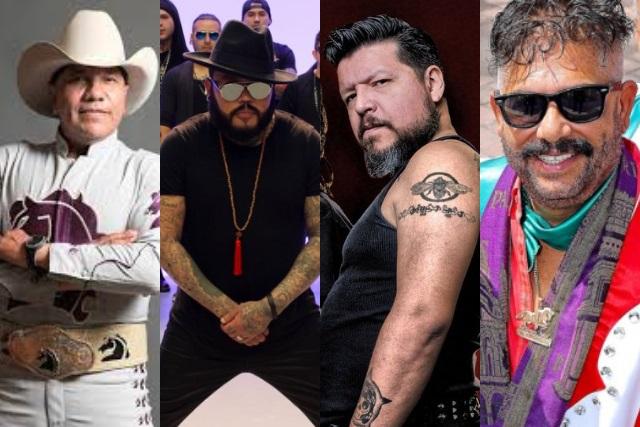 Los 4 artistas imperdibles de Foro Artístico de la Feria de Puebla 2019