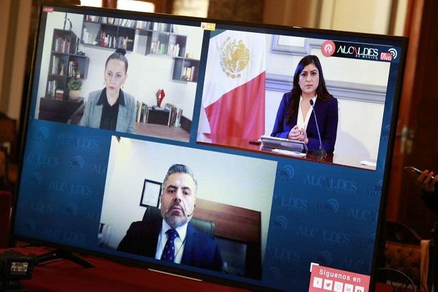 Organización y tecnología, necesarios en seguridad: Rivera Vivanco