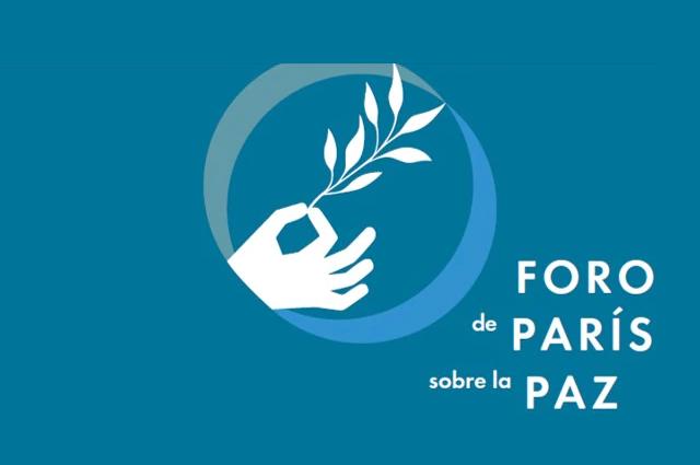 Cuatro proyectos mexicanos en el Foro de París sobre la Paz