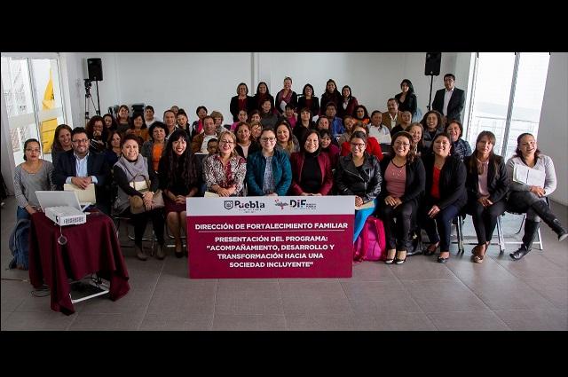 Presenta DIF capitalino programa de talleres para la inclusión
