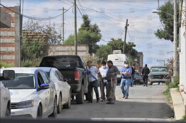 Hallan fosa con dos cadáveres baleados en Juan C. Bonilla