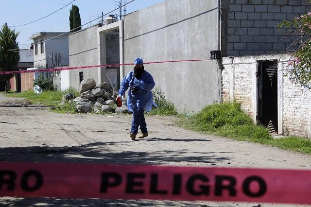 Fosa clandestina en la colonia Del Valle tiene al menos un cadáver
