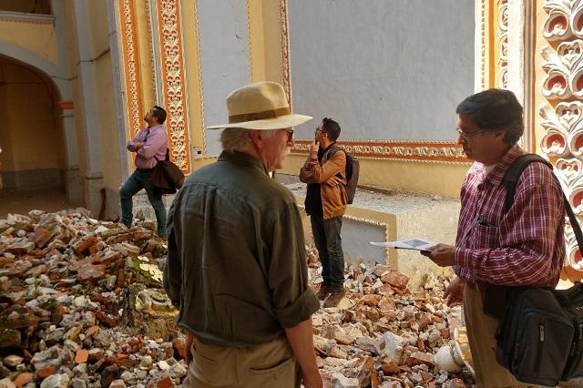Secretaría de Cultura impulsará restauración de templos en Cohuecan