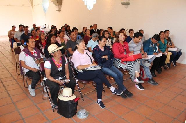 """Cultura capacita a 231 artesanos con programa """"Tradición e innovación"""""""