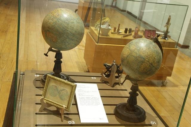 Exponen obra de Alexander Von Humboldt en Puebla