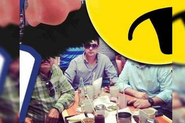 Supuesto hijo de El Chapo presume foto en Costa Rica con su padre