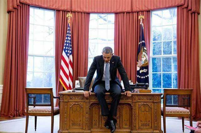 Despedida de Barack Obama: lágrimas de verdad de un presidente de verdad