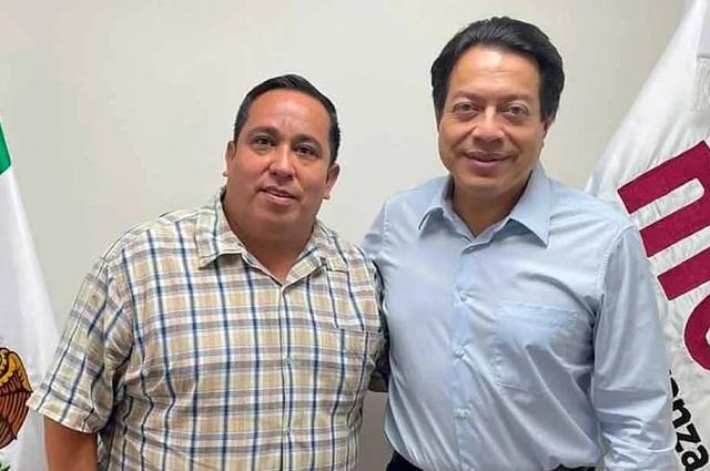 Morena absuelve de nepotismo a Delgado y Evangelista en Puebla