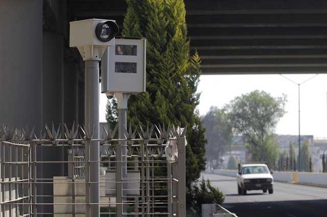 Sólo medida recaudatoria, foto multas en la capital: COE