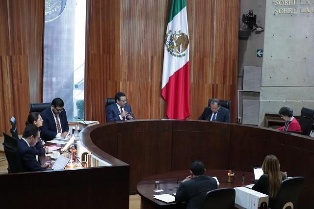 Es legal la candidatura de Cárdenas Sánchez, resuelve el TEPJF