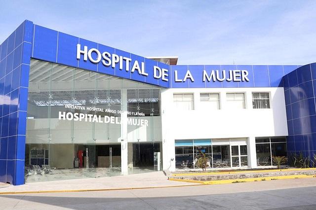 Nacen trillizos en el hospital de la mujer de Puebla