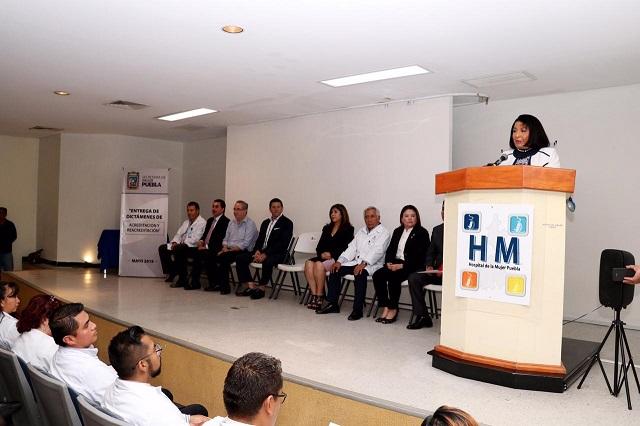Acreditan servicios de 3 hospitales y 13 centros de salud de Puebla